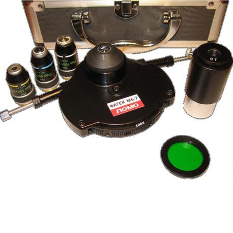 Купить фазово-контрастное устройство ФАТЕК М6-7 | МТПК-ЛОМО
