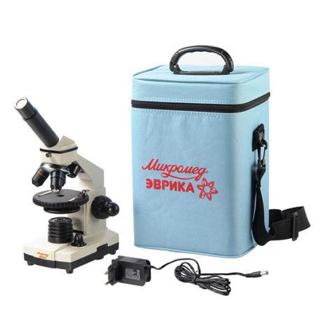 Купить микроскоп Микромед Эврика | МТПК-ЛОМО