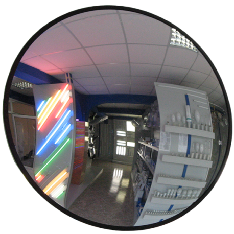 Купить сферическое обзорное круглое зеркало МТПК-ЛОМО